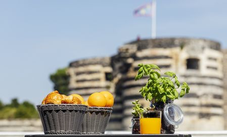 La Terrasse Angers - Vue