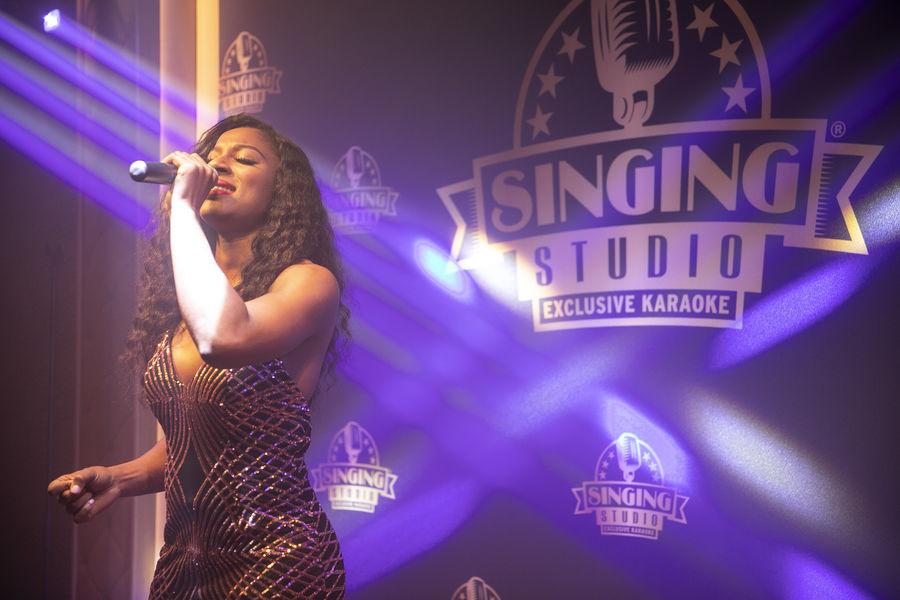 Singing Studio - Paris Show case musical