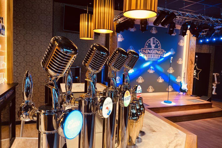 Singing Studio - Paris Salle de réception, Lounge, salle de réunion