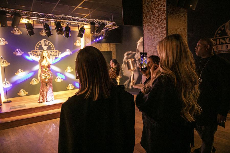 Singing Studio - Paris Cocktail dinatoire musical
