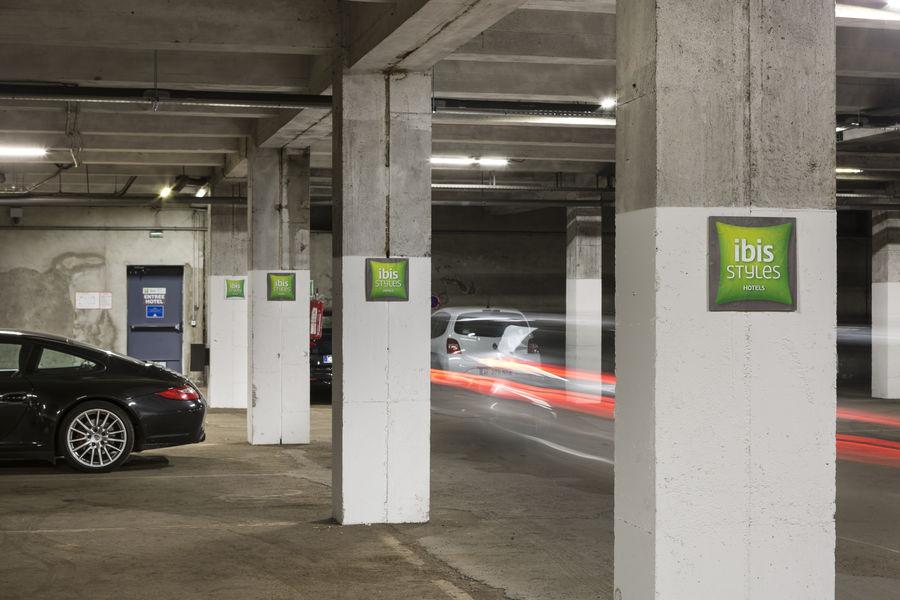 Hôtel Ibis Styles Blois Centre Gare Parking Privé Sécurisé