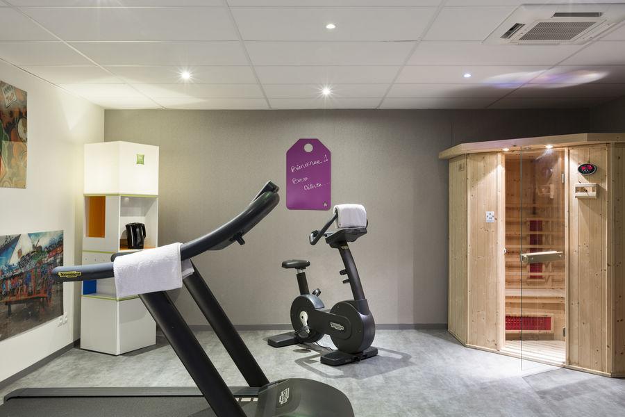 Hôtel Ibis Styles Blois Centre Gare Salle Fitness