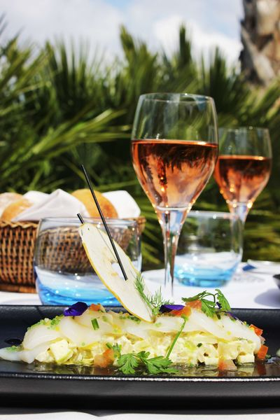 Golden Tulip Villa Massalia **** Restaurant