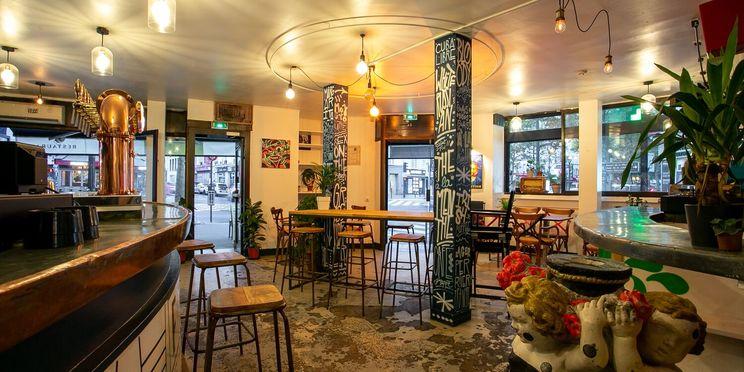 Salle 1 -  de Bar & Restaurant
