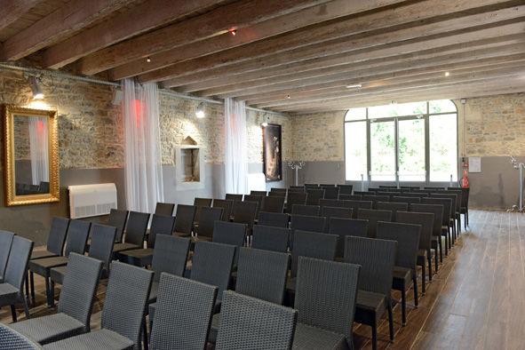 Mas Merlet Salle Théâtre
