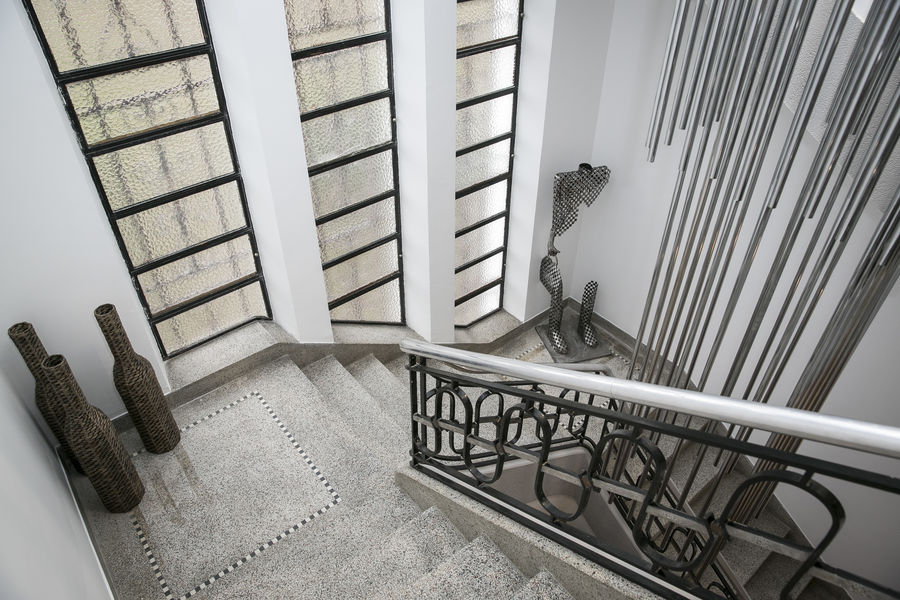 Villa Fani Escalier