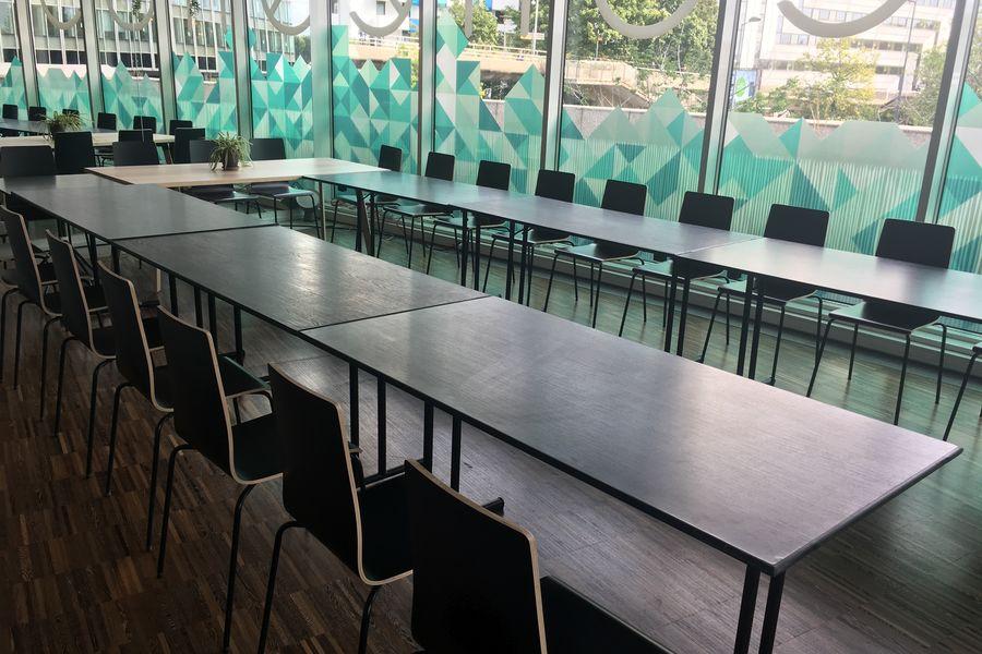Icone Space Salle de réunion - The View en U