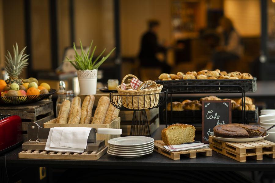 Mercure Demeure de Campagne Parc du Coudray **** Petit-déjeuner