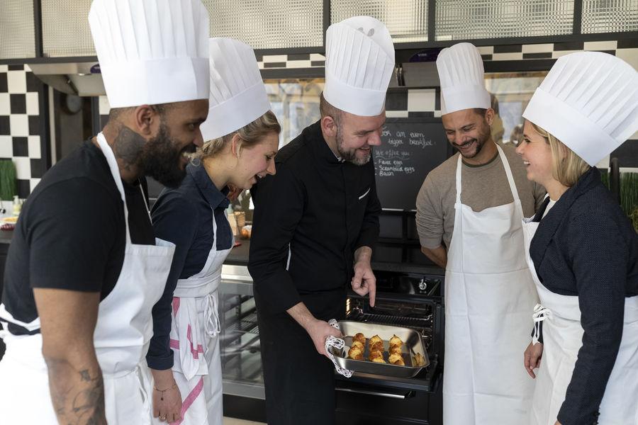 Mercure Demeure de Campagne Parc du Coudray **** Cours de cuisine - cuisine convivial
