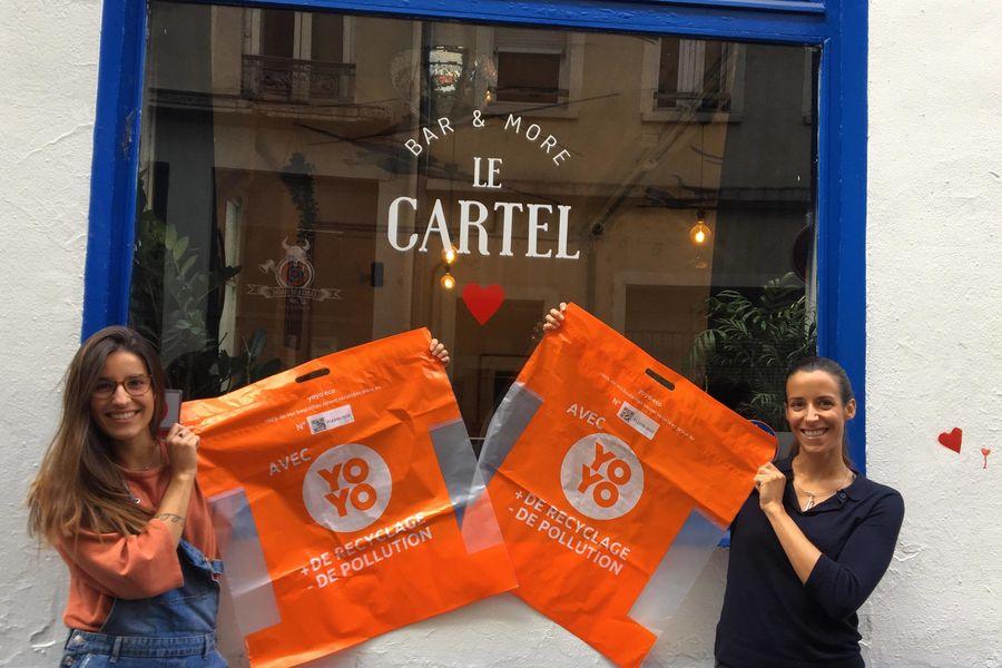 Le Cartel Marie & Jeanne, fières coach Yoyo !