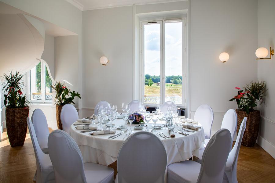 Domaine et Golf du Roncemay **** Repas de mariage