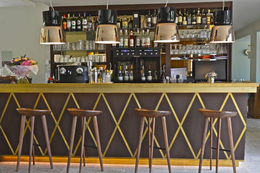 Domaine et Golf du Roncemay **** Bar du Restaurant Gastronomique