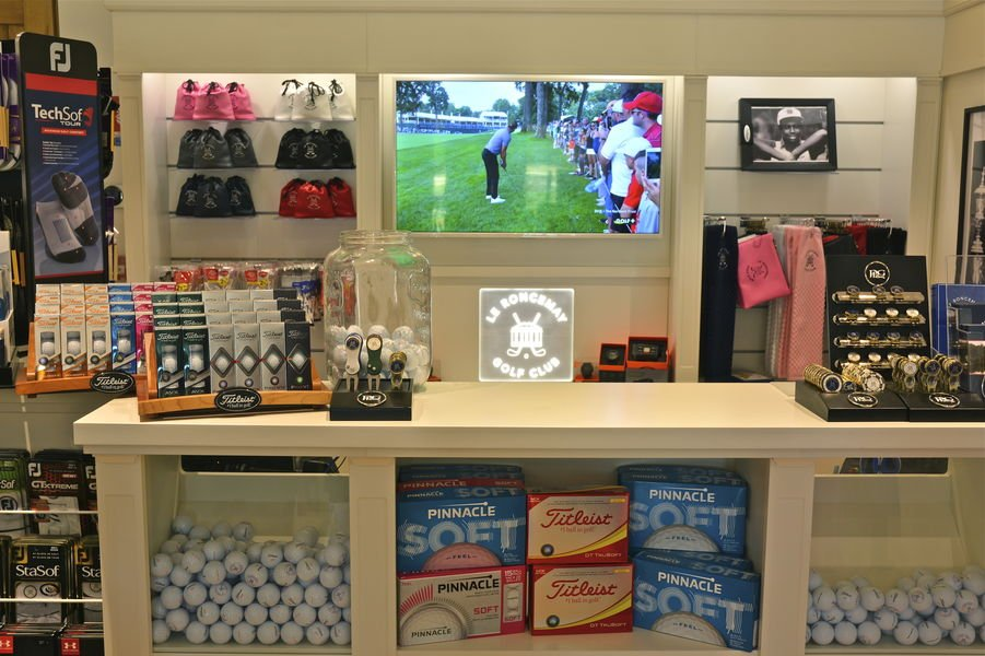 Domaine et Golf du Roncemay **** Pro-Shop