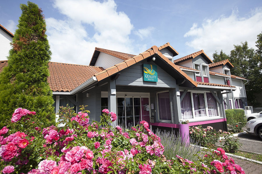 Quality Hotel Clermont Kennedy Quality Hotel