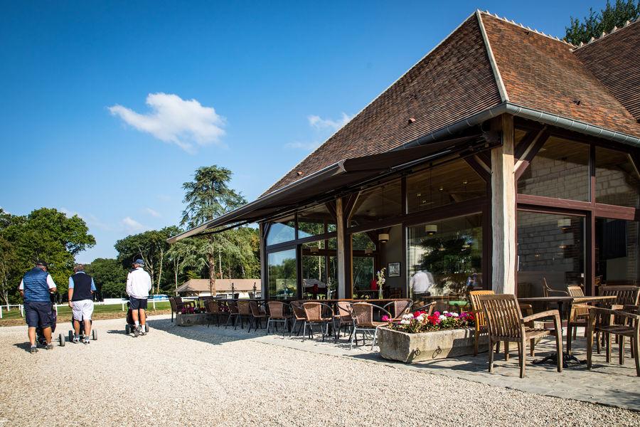 Domaine et Golf du Roncemay **** Club house