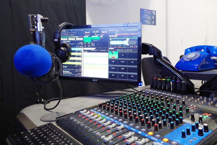 Acacia Coworking Studio d'enregistrement