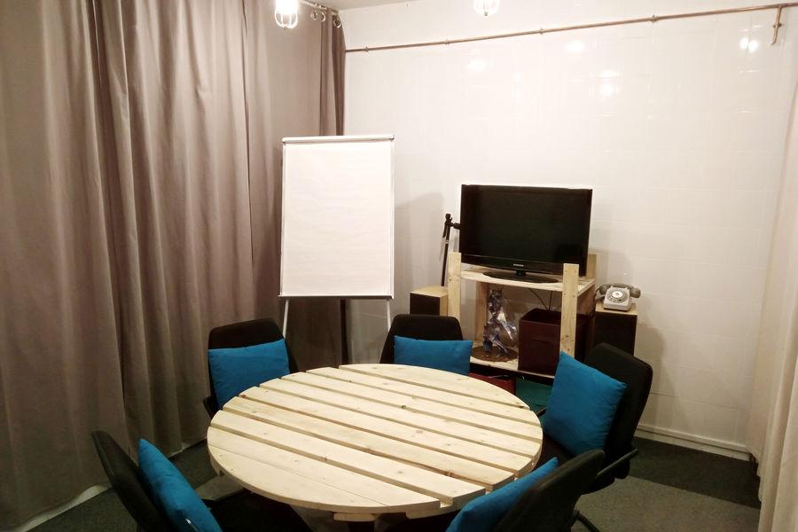 Acacia Coworking Salle de réunion 15m²