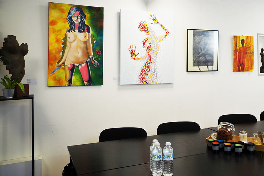 Acacia Coworking Salle de réunion 30m²