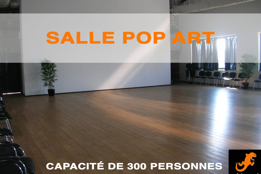 Art'Sport Café Salle Pop Art