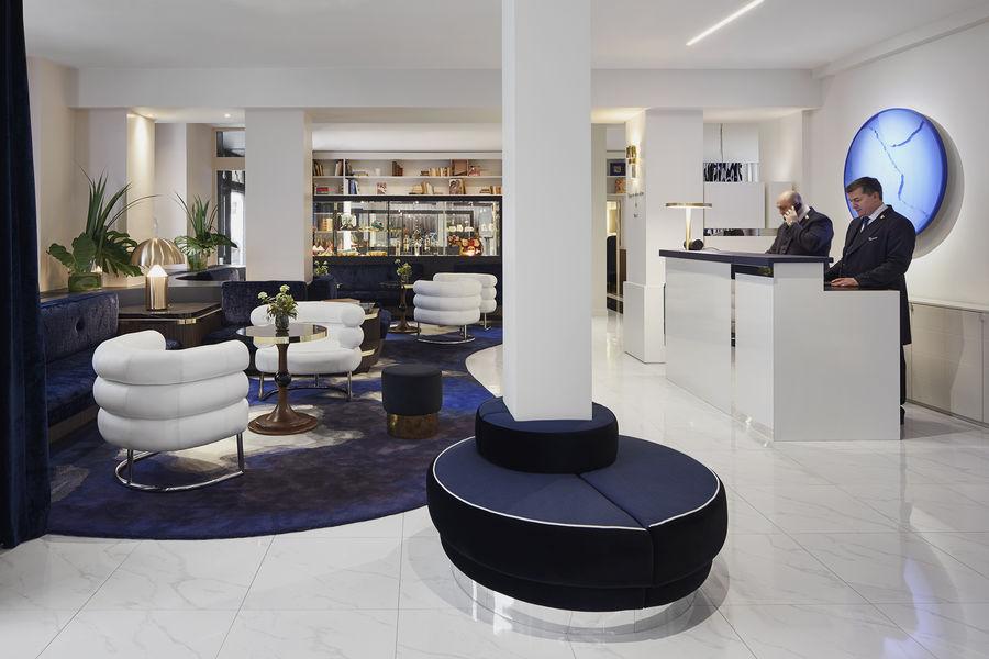 Hôtel Bel Ami ***** Réception
