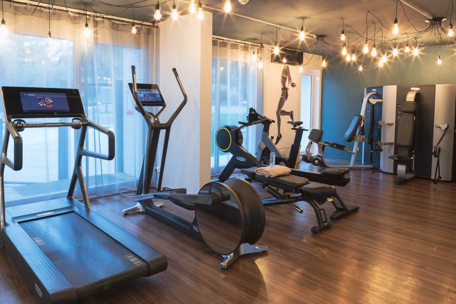 Résidence La Réserve**** Salle de fitness