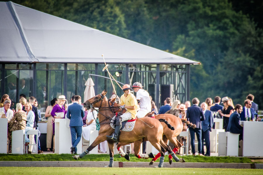 Polo Club du Domaine de Chantilly Orangerie