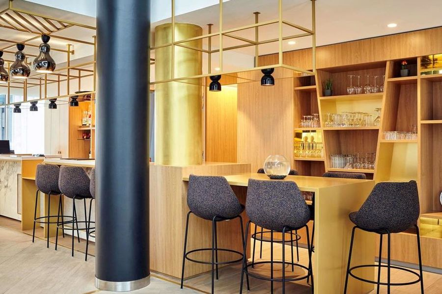 Hôtel Mercure Paris La Défense Grande Arche **** 18