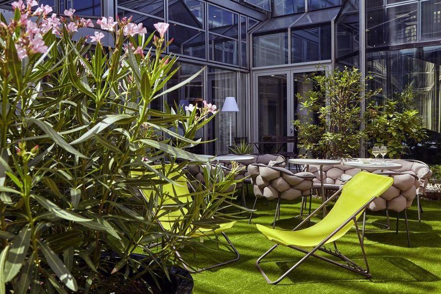 Hôtel Mercure Paris La Défense Grande Arche **** 19