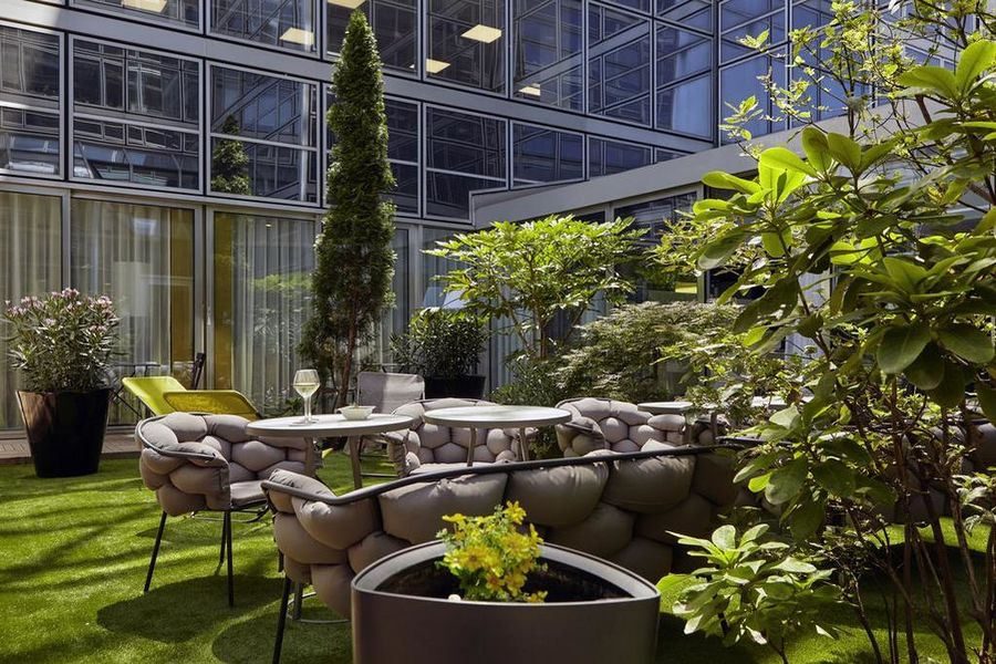 Hôtel Mercure Paris La Défense Grande Arche **** 20