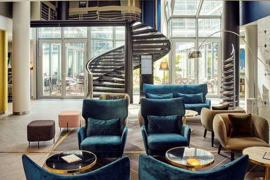 Hôtel Mercure Paris La Défense Grande Arche **** 24