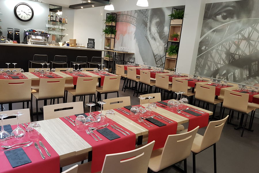 ESAT Viala-Bastille Restaurant