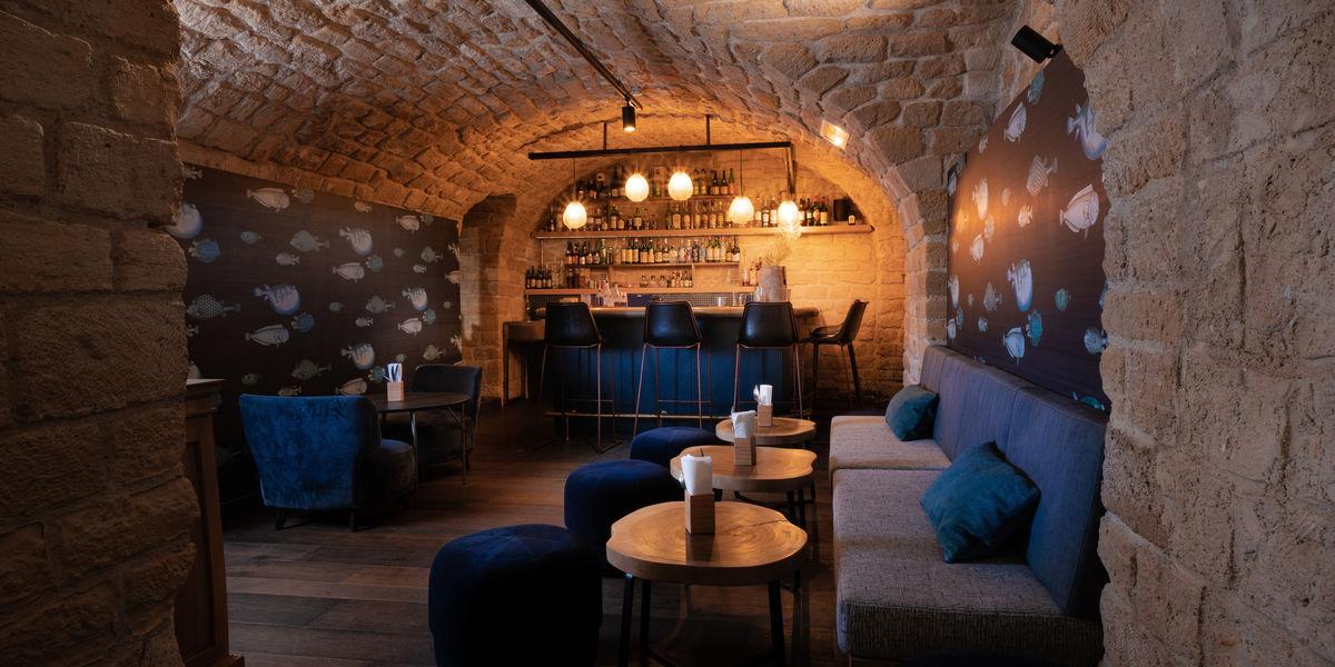 Breizh Café Montorgueil Le bar à cocktails