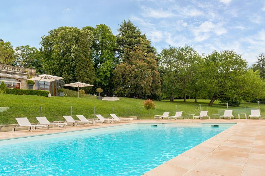 Domaine de la Tortinière **** La piscine