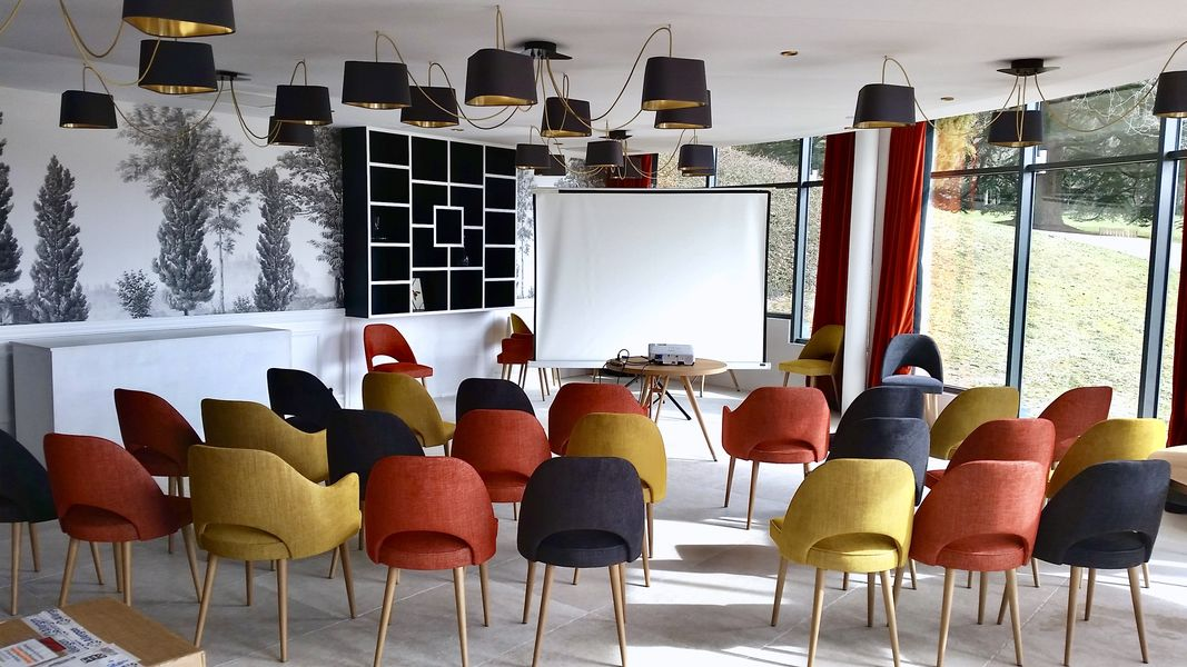 Domaine de la Tortinière **** Salle de réunion en théâtre