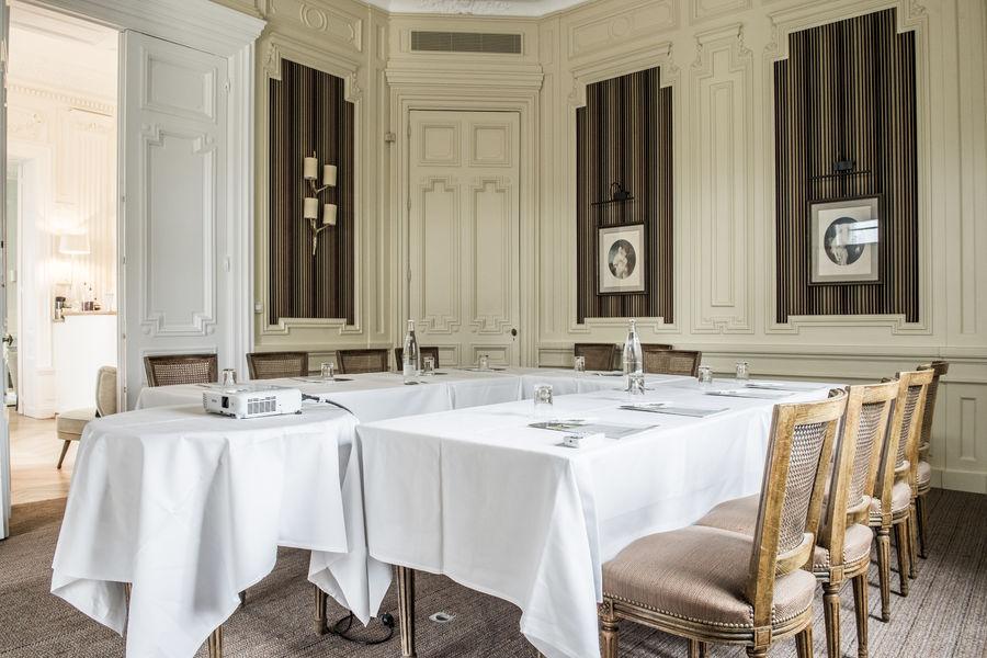 Domaine de la Tortinière **** Salle de réunion en U