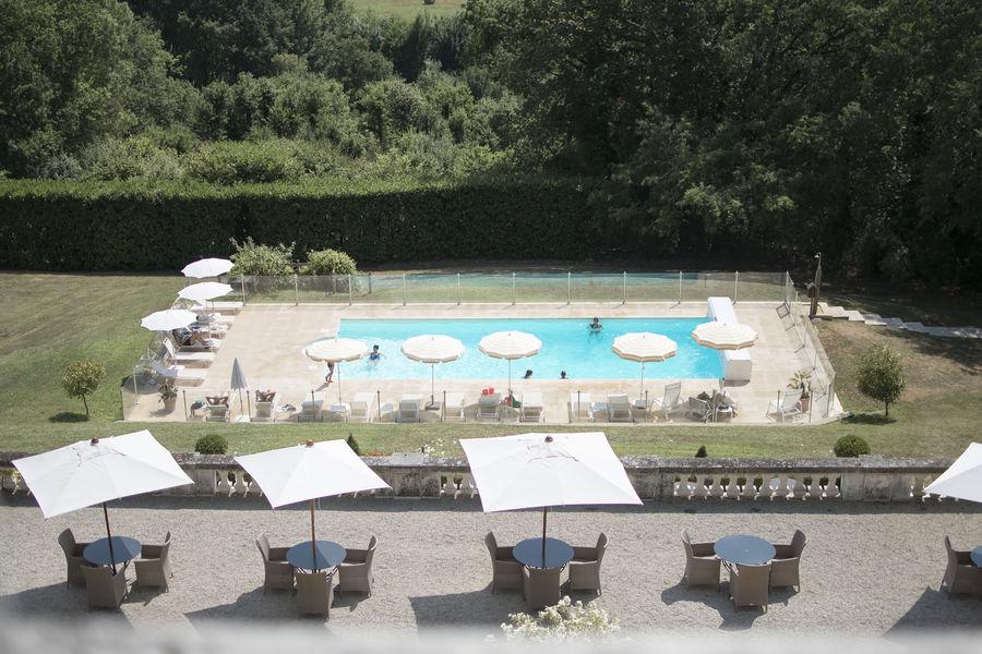 Domaine de la Tortinière **** La terrasse