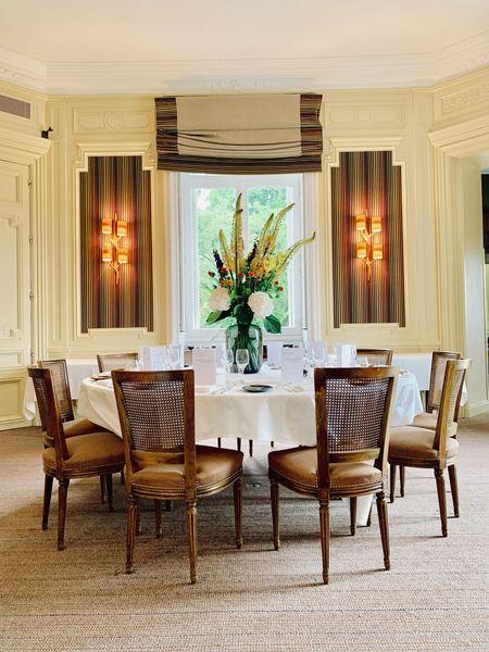 Domaine de la Tortinière **** La salle à manger