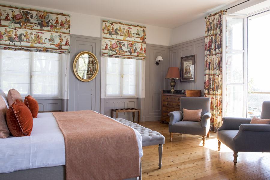 Domaine de la Tortinière **** Chambre en pavillon