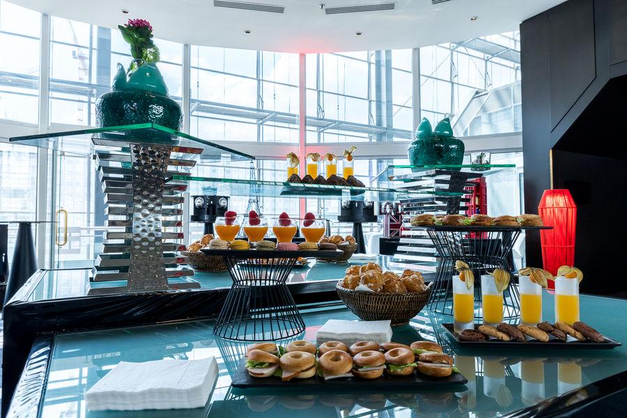Hilton Paris La Défense **** Espace de pauses