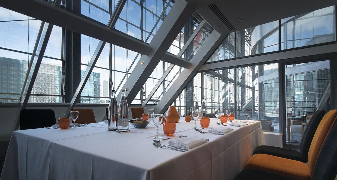 Hilton Paris La Défense **** Déjeuner en salle privative
