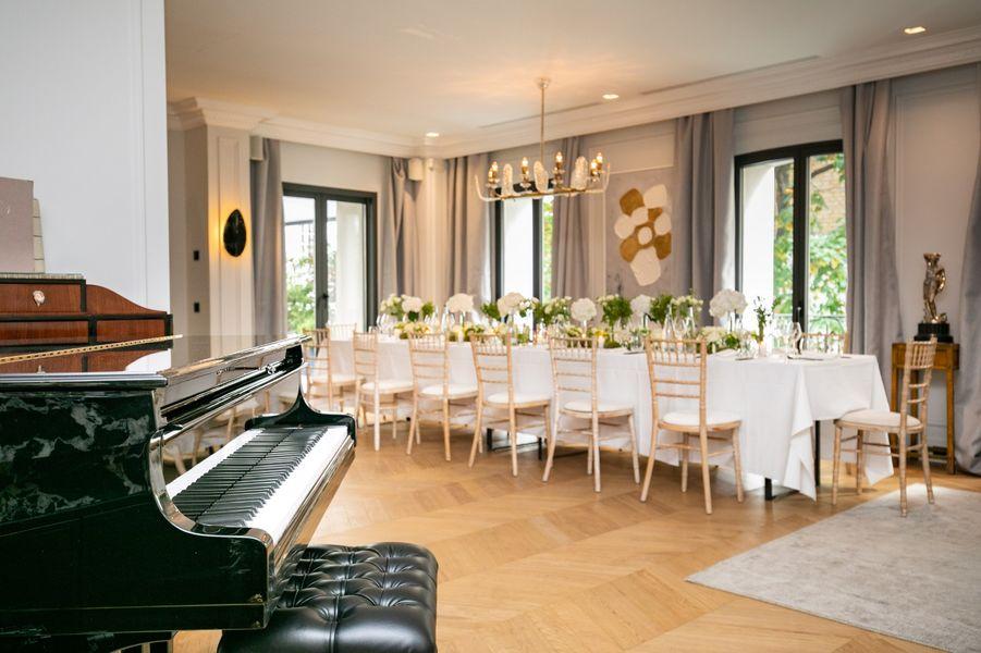 La Maison Montespan***** Le Salon