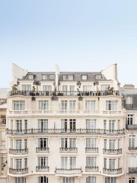 Maison Astor Paris Curio by Hilton Façade