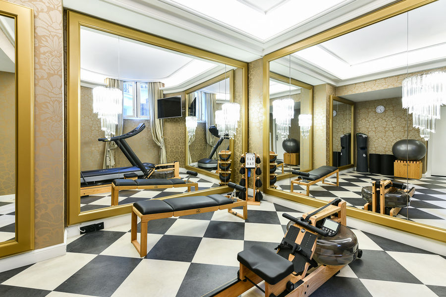 Maison Astor Paris Curio by Hilton Salle de fitness
