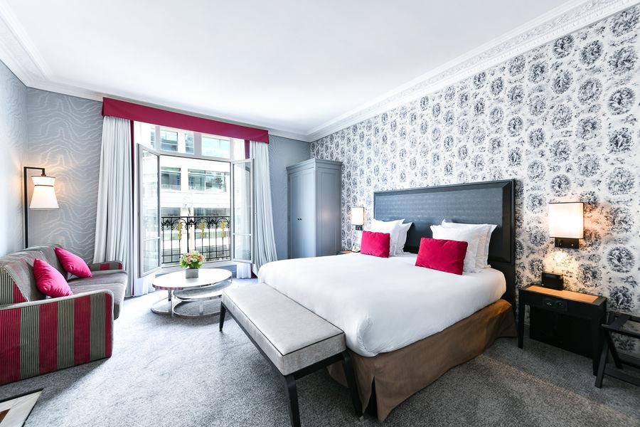 Maison Astor Paris Curio by Hilton Chambre Deluxe