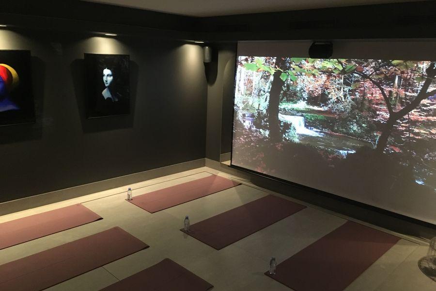 La Maison Montespan***** Salle de Yoga