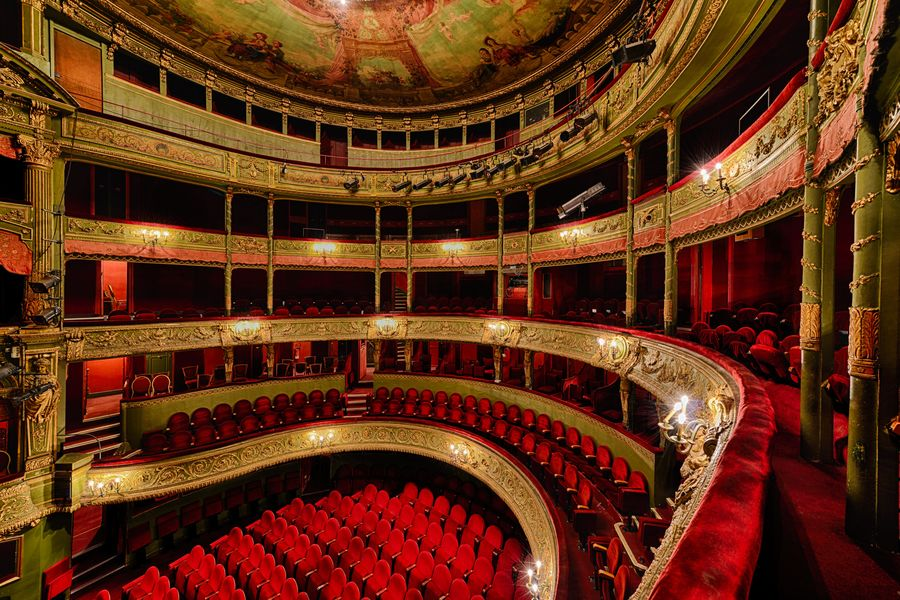 Théâtre du Gymnase Marie Bell  Le Grand Plateau