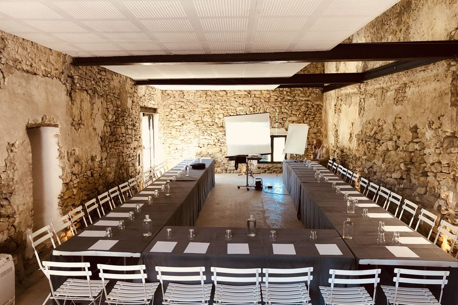 Clos du Tuilier Salle de réunion