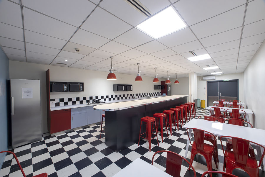 Cool & Workers - Neuilly sur Seine Cantine -Diner