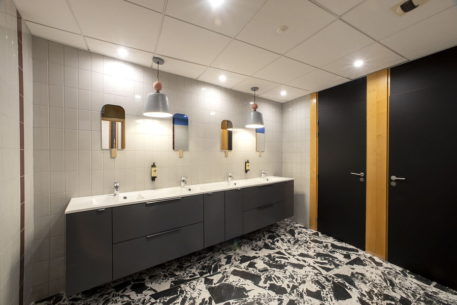 Cool & Workers - Neuilly sur Seine Toilettes