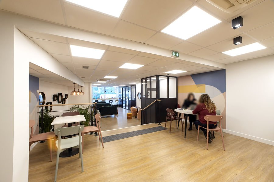 Cool & Workers - Neuilly sur Seine Lobby